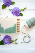 Artisan Soaps and Shampoo Bars-Caring Coconut