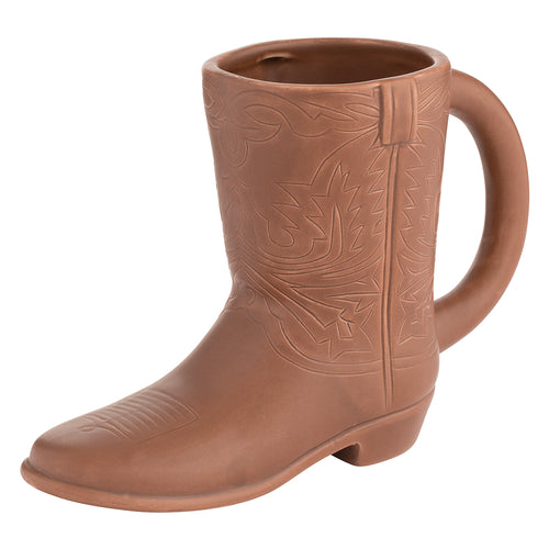 John Wayne Boot 20 oz. Sculpted Ceramic Mug