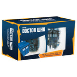Doctor Who 18 oz. Contour Glasses - Set of 2