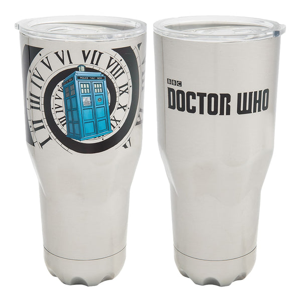 Doctor Who 30 oz. Stainless Steel Vacuum Tumbler