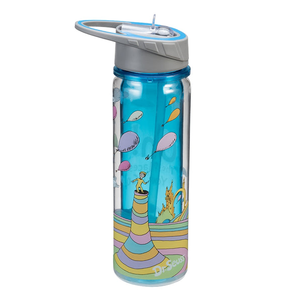 Dr. Seuss Oh the Places You'll Go 16 oz. Tritan Water Bottle