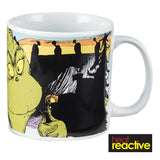 Dr. Seuss The Grinch 20 oz. Heat Reactive Ceramic Mug