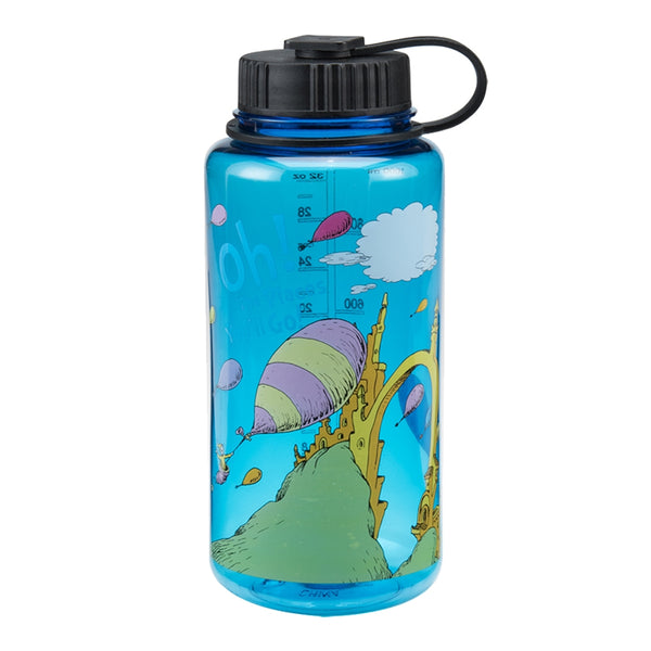 Dr. Seuss Oh the Places You'll Go 32 oz. Tritan Water Bottle