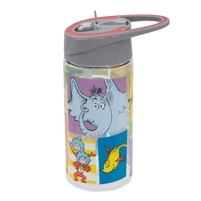 Dr. Seuss The Cat in the Hat 14 oz. Tritan Water Bottle