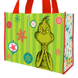 Dr. Seuss Grinchmas Large Recycled Shopper Tote