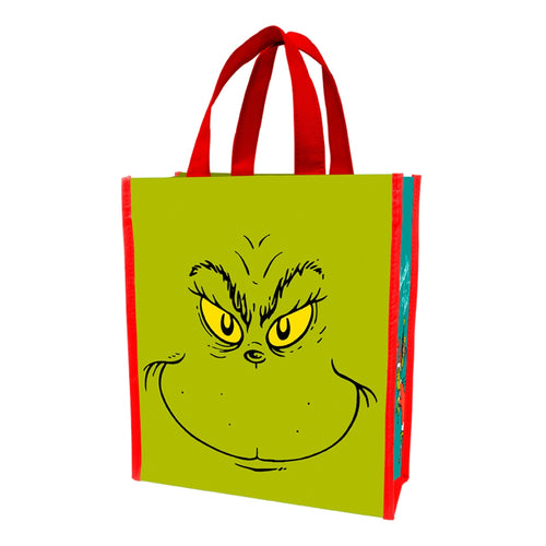 Dr. Seuss Grinchmas Small Recycled Shopper Tote
