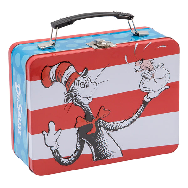 Dr. Seuss The Cat In The Hat Large Tin Tote