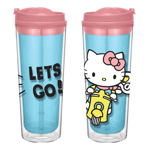 Hello Kitty 16 oz. Acrylic Tumbler