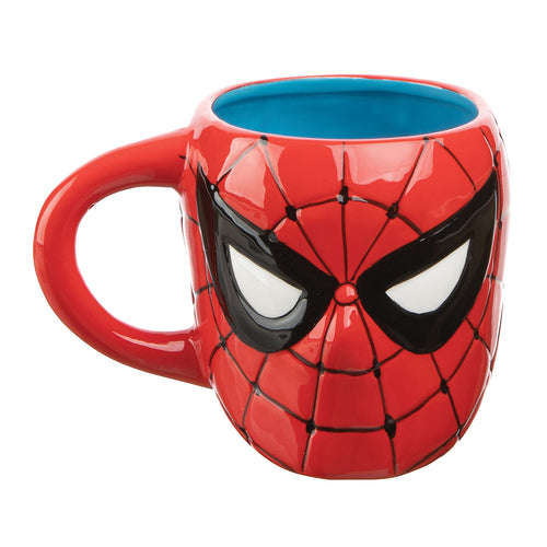 Marvel Spider-Man 20 oz. Sculpted Ceramic Mug