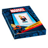 Captain Marvel Shaped Trinket Tray