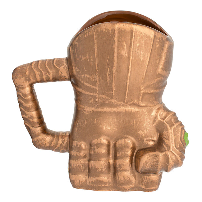 Marvel Infinity War Gauntlet 20 oz. Sculpted Ceramic Mug