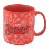 Marvel Avengers Iron Man Holiday 20 oz. Ceramic Mug