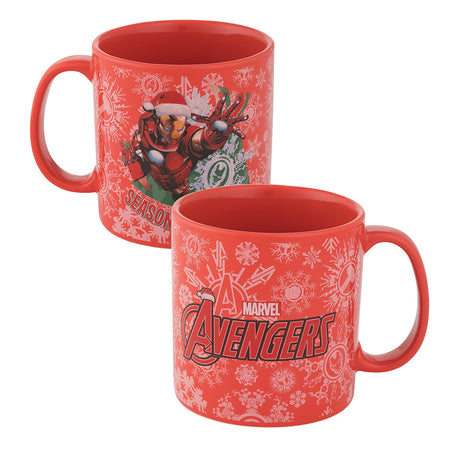 Rudolph & Bumble Ugly Sweater 20 oz. Ceramic Mug
