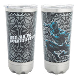 Marvel Black Panther 20 oz. Stainless Steel Vacuum Tumbler