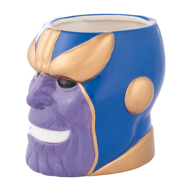 Marvel Avengers Thanos Premium 20 oz. Sculpted Ceramic Mug