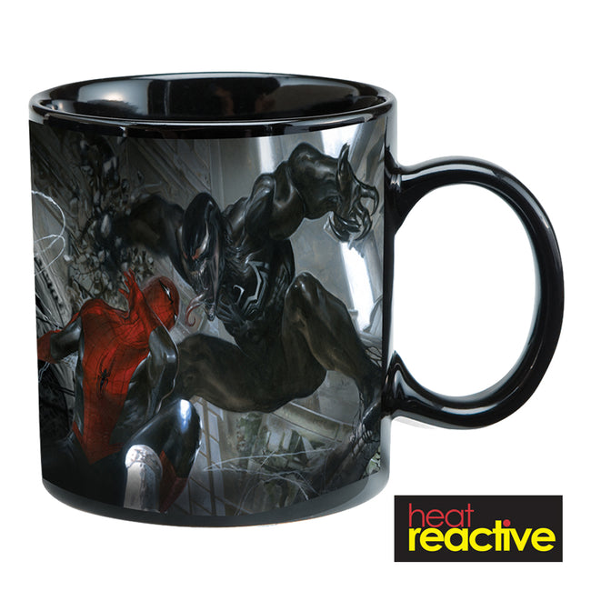 Marvel Venom 20 oz. Heat Reactive Mug