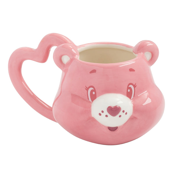 Care Bears Cheer Bear 20 oz. Sculpted Ceramic Mug