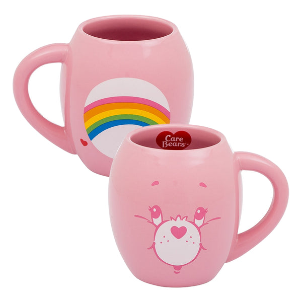Care Bears Cheer Bear 18 oz. Oval Ceramic Mug
