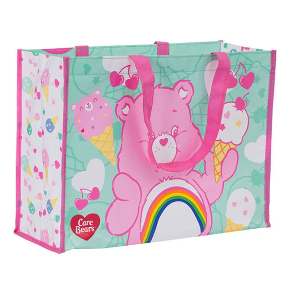 Care Bears Large Recycled Shopper Tote