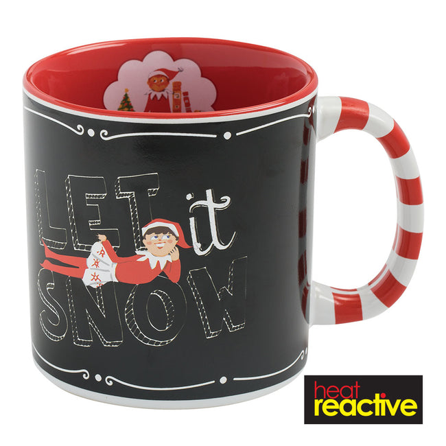 The Elf On The Shelf Heat Reactive 20 oz. Ceramic Mug