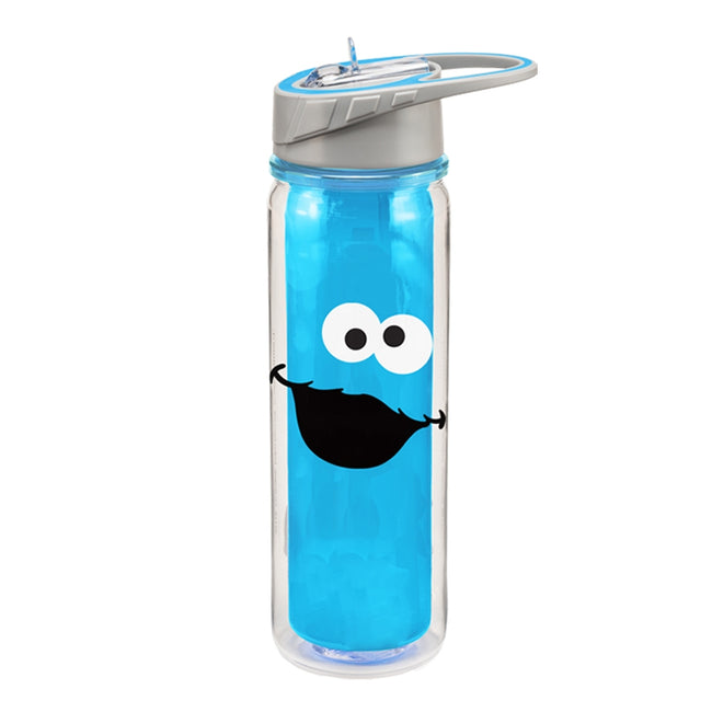 Sesame Street Cookie Monster 18 oz. Tritan Water Bottle