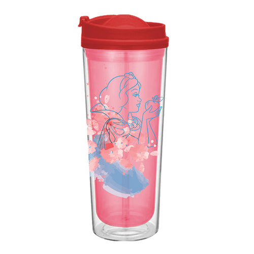 Snow White 16 oz. Acrylic Travel Tumbler