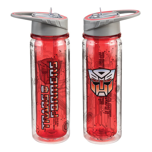 Transformers 18 oz. Tritan Water Bottle