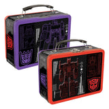 Transformers Large Tin Tote