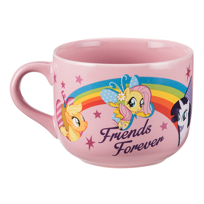 My Little Pony Friends 20 oz. Ceramic Soup Mug