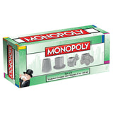 Hasbro Gaming Monopoly Game Pieces Mini Sculpted Ceramic Glasses - Set of 4