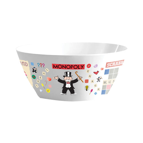 Hasbro Gaming 10 in. Melamine Snack Bowl