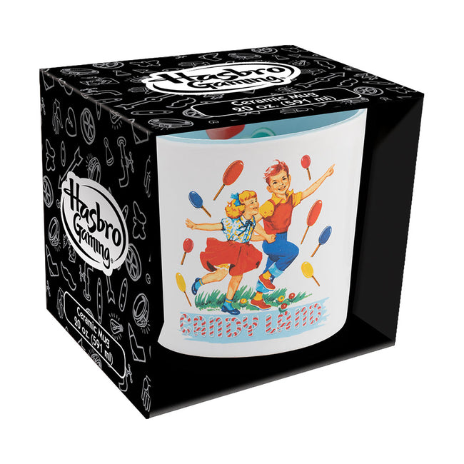 Hasbro Gaming Candyland 20 oz. Ceramic Mug