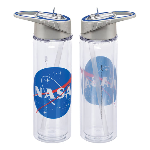 NASA 16 oz. Tritan Water Bottle