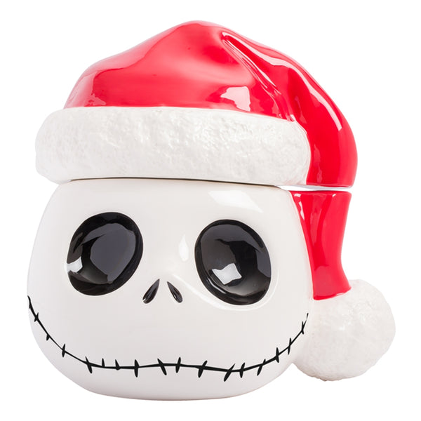 The Nightmare Before Christmas Jack Christmas Cookie Jar