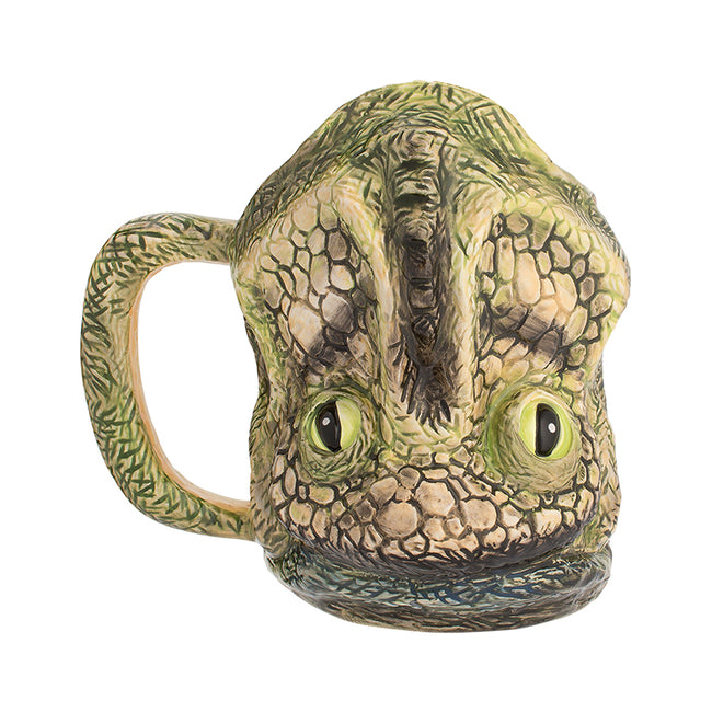 T-Rex 20 oz. Premium Sculpted Ceramic Mug