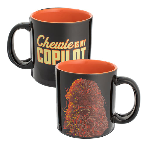 Star Wars Solo Chewbacca 20 oz. Ceramic Mug