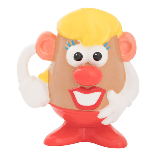 Mrs. Potato Head 20 oz. Sculpted Ceramic Mug