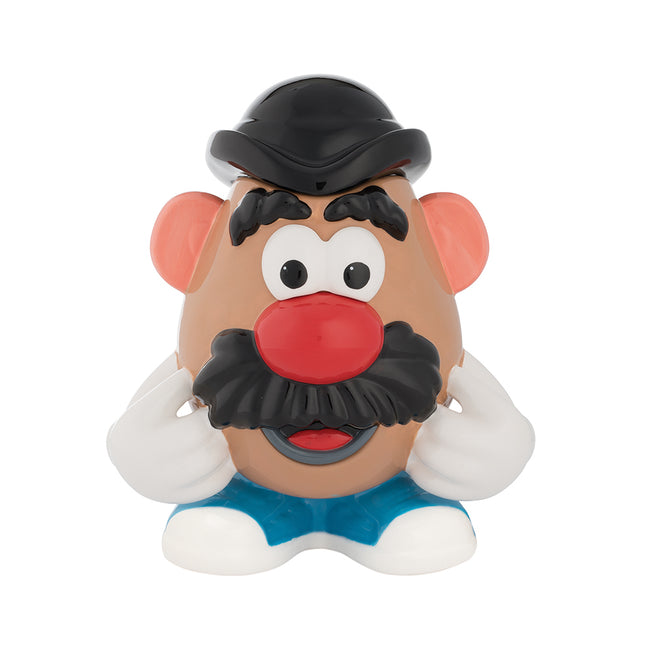 Mr. Potato Head Sculpted Ceramic Cookie Jar