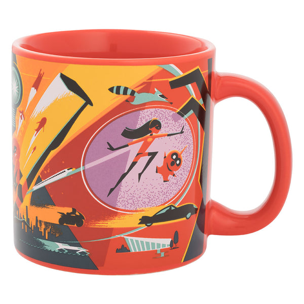Disney Pixar The Incredibles 2 20 oz. Ceramic Mug