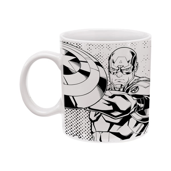 Marvel Captain America 20 oz. Ceramic Mug