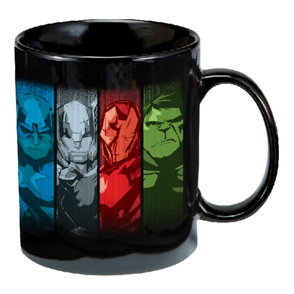 Marvel Avengers Assemble 12 oz. Ceramic Mug