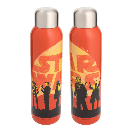 Star Wars Solo 22 oz. Stainless Steel Water Bottle