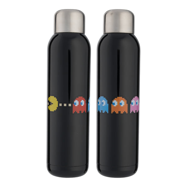 PAC-MAN 22 oz. Stainless Steel Water Bottle
