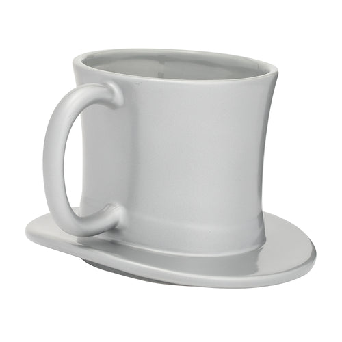 Hasbro Gaming Monopoly Hat 20 oz. Sculpted Ceramic Mug