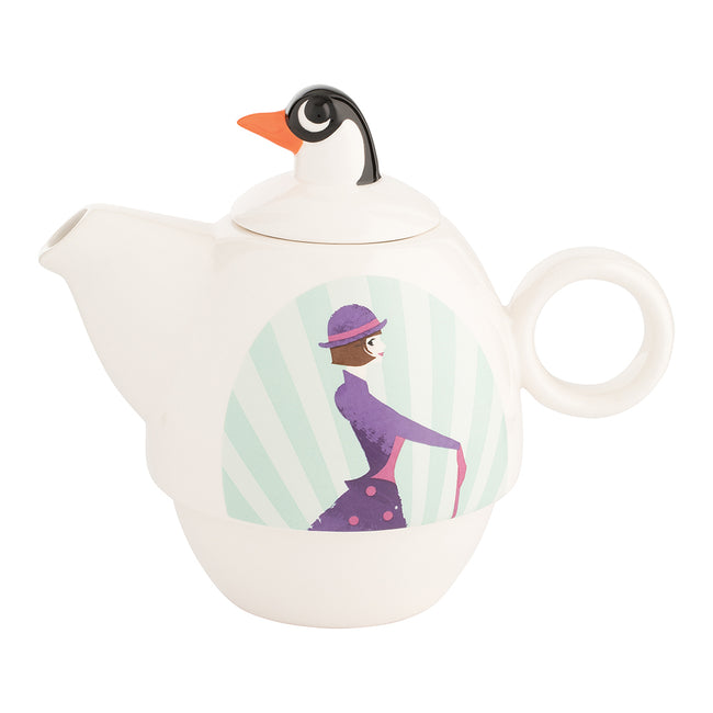 Disney Mary Poppins Ceramic Tea for Two Set