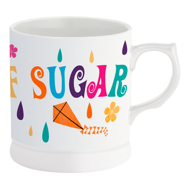 Disney Mary Poppins Spoonful of Sugar 12 oz. Refined Ceramic Mug