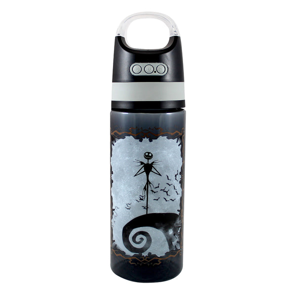 The Nightmare Before Christmas 18 oz. Tritan Water Bottle with Wireless Speaker