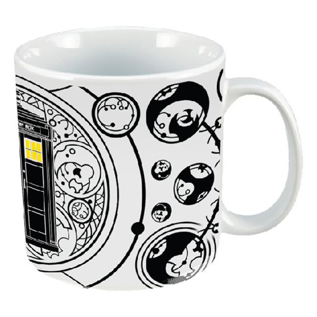 Doctor Who S11 20 oz. Ceramic Mug