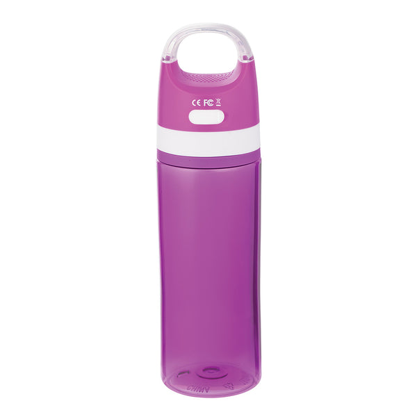 VANDOR Purple 18 oz. Tritan Water Bottle with Wireless Speaker