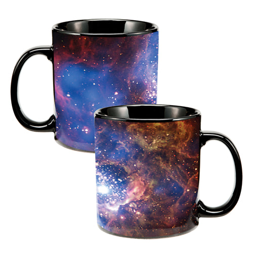 Smithsonian Space 20 oz. Heat Reactive Ceramic Mug